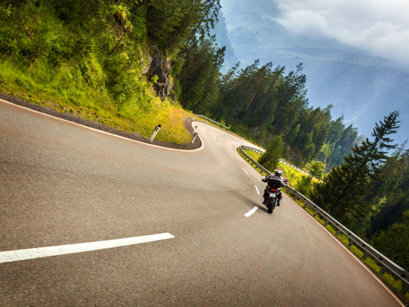 Lifestyle solutions - motorcycle riders and sport