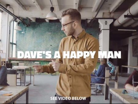 Dave's Happy with our Life Insurance Income Protection and Trauma Insurance