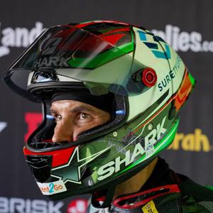 Bryan Staring Surety life Helmet